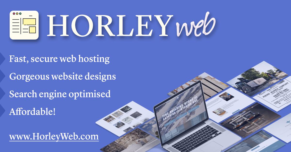 Horley Web – Local Web Design