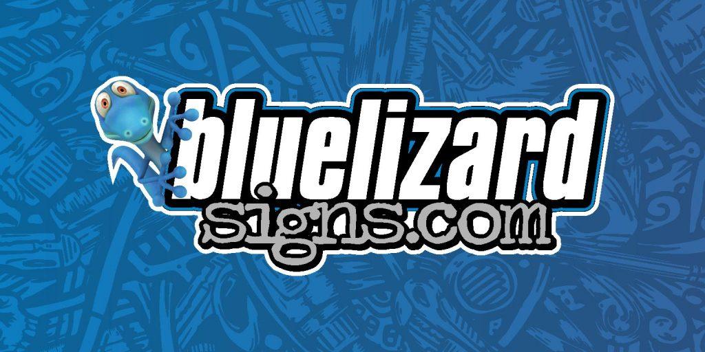 Blue Lizard Signs Ltd